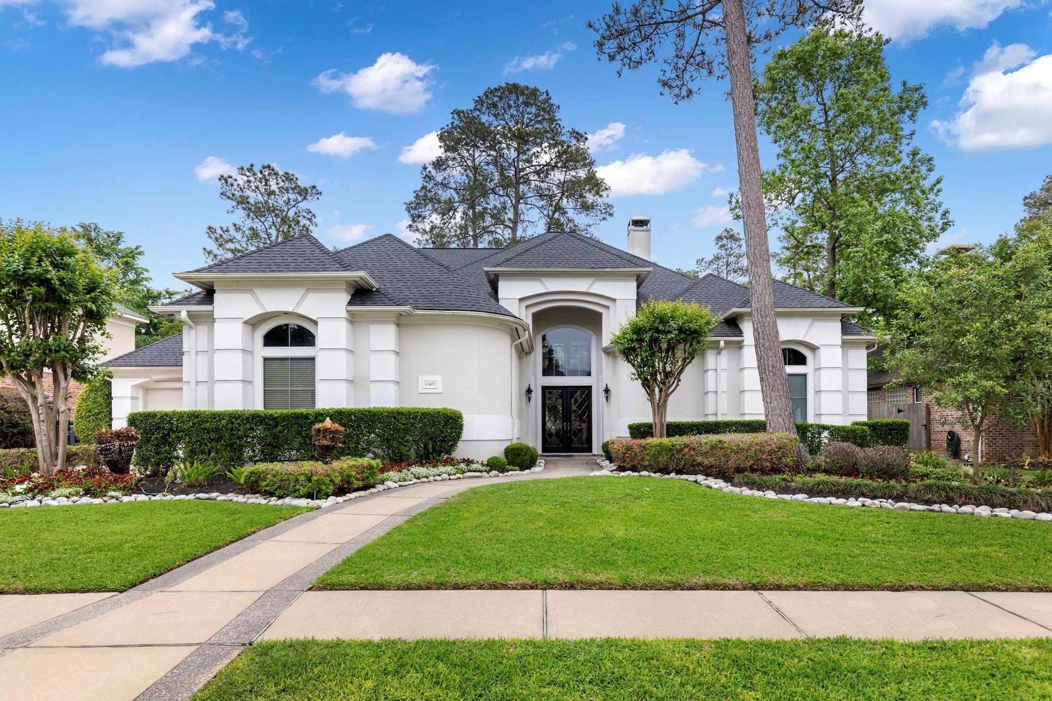 12407 Francel Lane Property Photo - Cypress, TX real estate listing