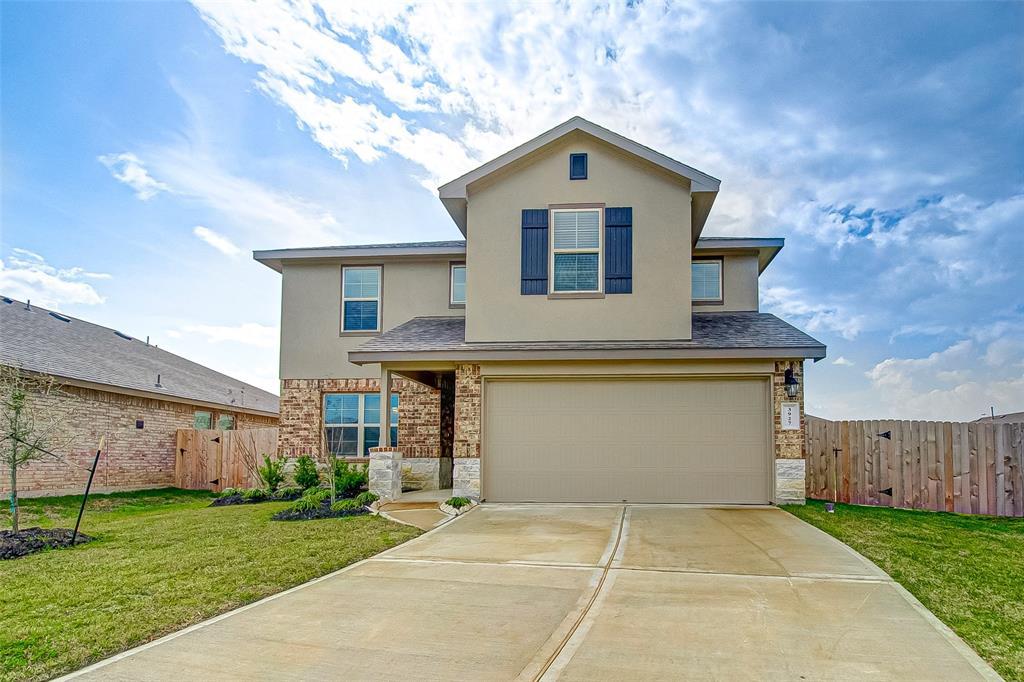 3927 Egyptian Goose Lane Property Photo - Baytown, TX real estate listing