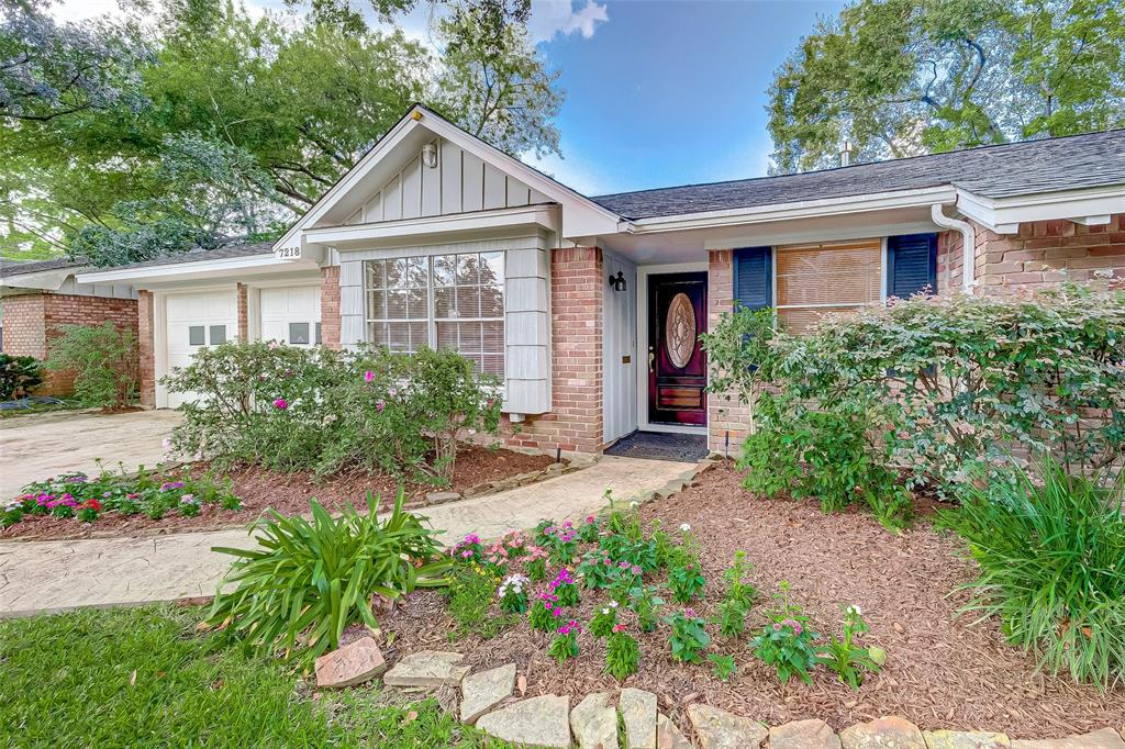 7218 Blandford Lane Property Photo - Houston, TX real estate listing