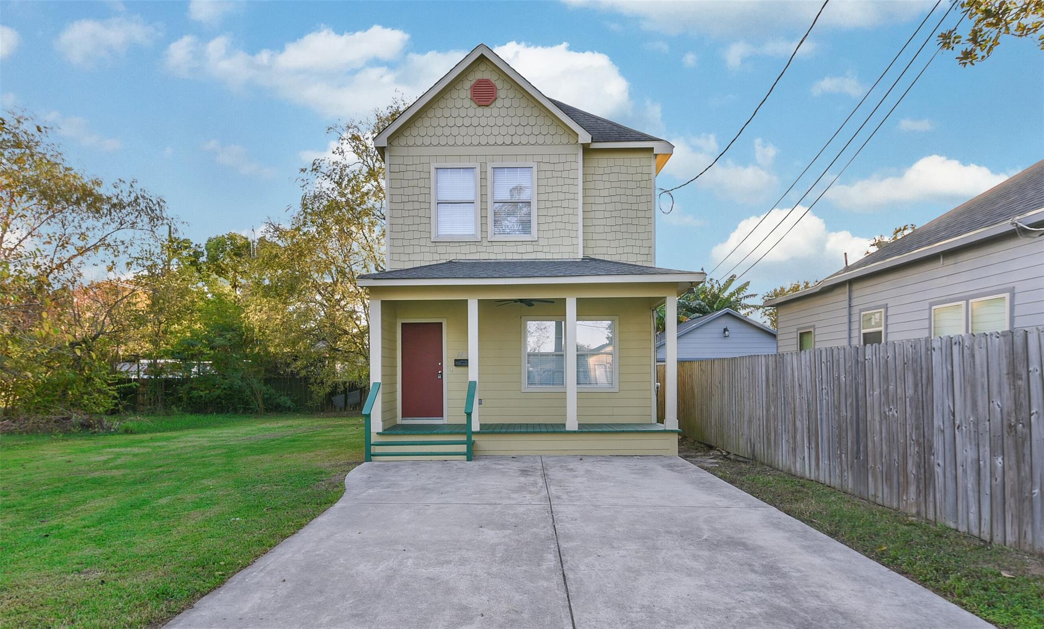 7942 Avenue F Property Photo - Houston, TX real estate listing