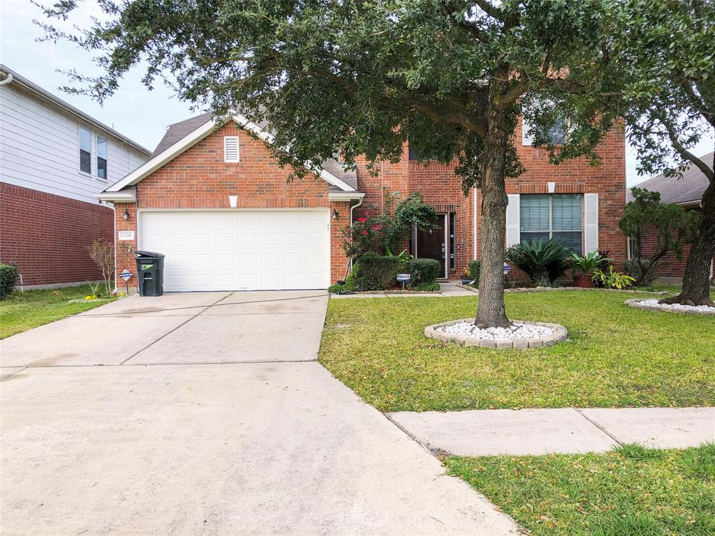 1310 Bartlett Cove Drive Property Photo - Houston, TX real estate listing
