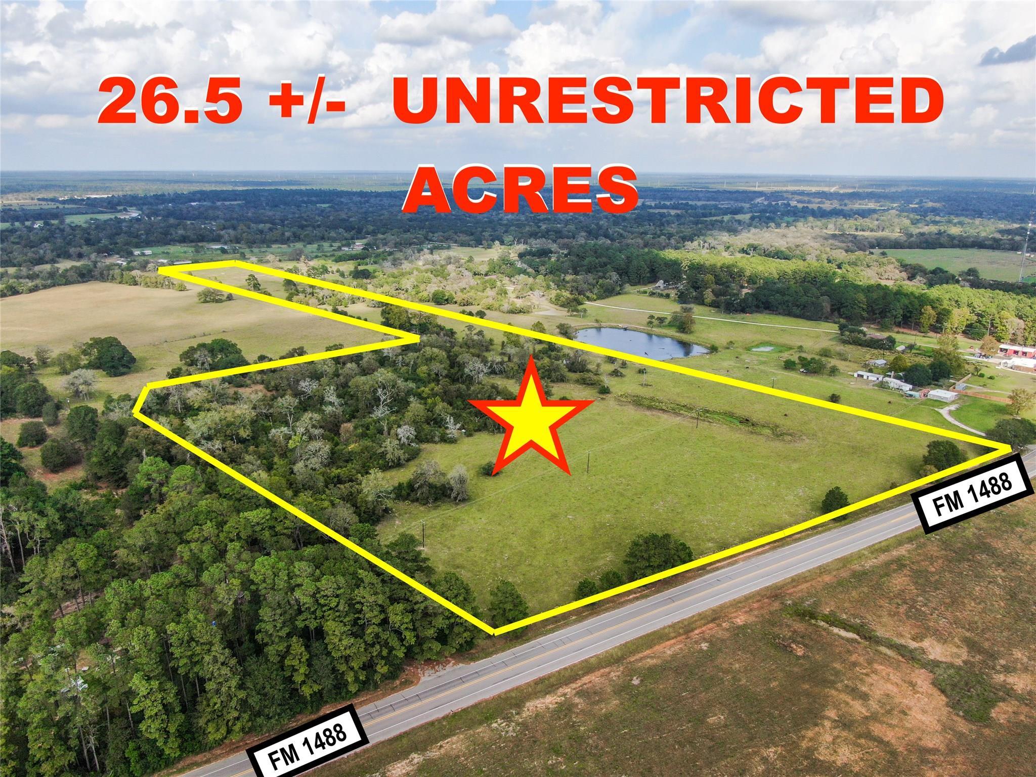 Tbd Fm 1488 Road Property Photo