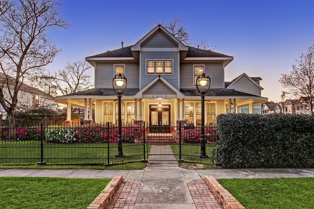 2317 Ashland Street, Houston, TX 77008 - Houston, TX real estate listing