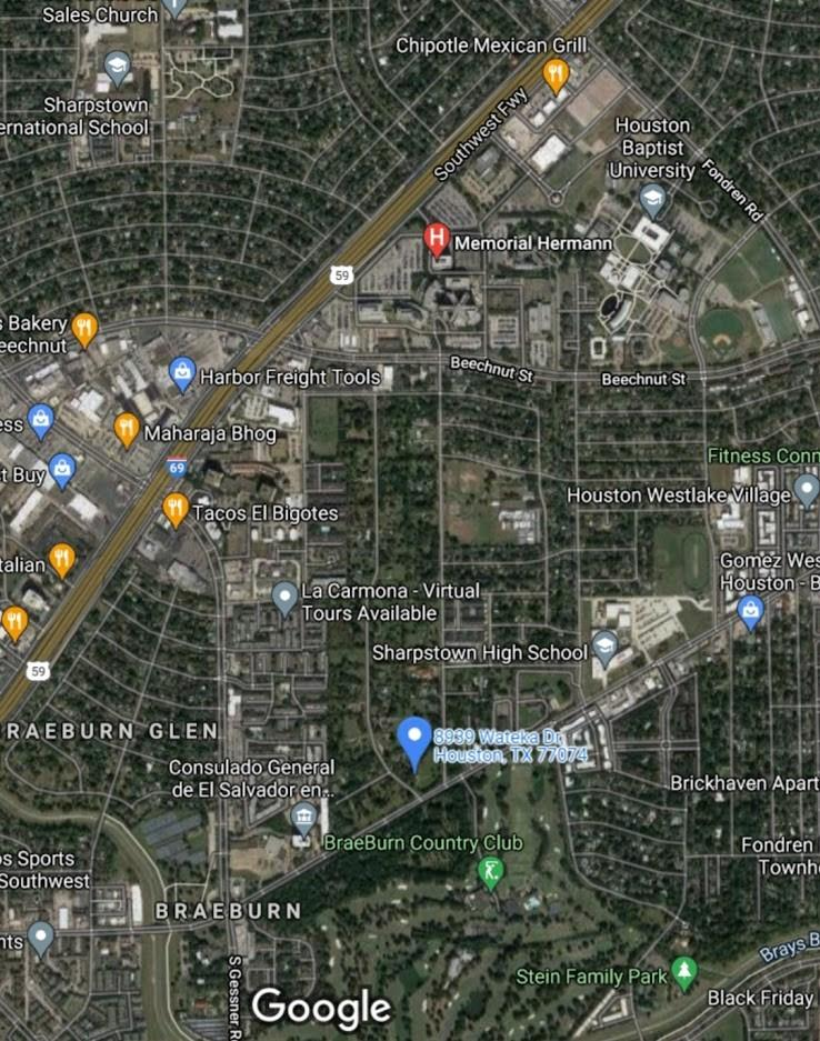 8939 Wateka Drive N Property Photo