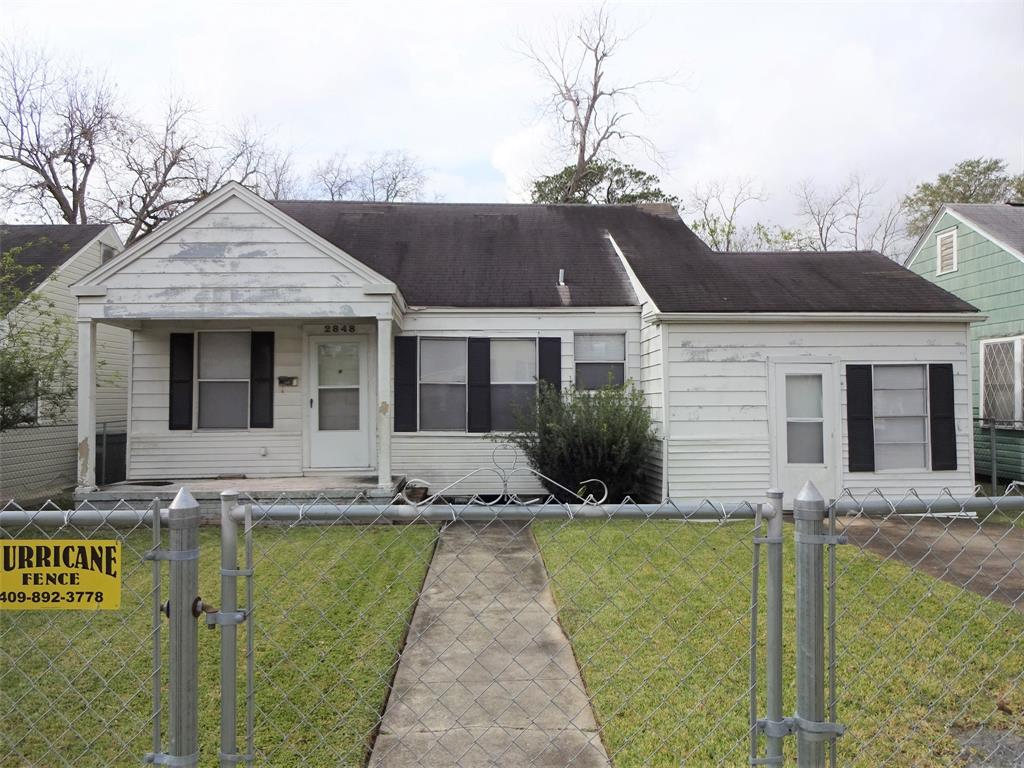 2848 Amarillo Street, Beaumont, TX 77701 - Beaumont, TX real estate listing