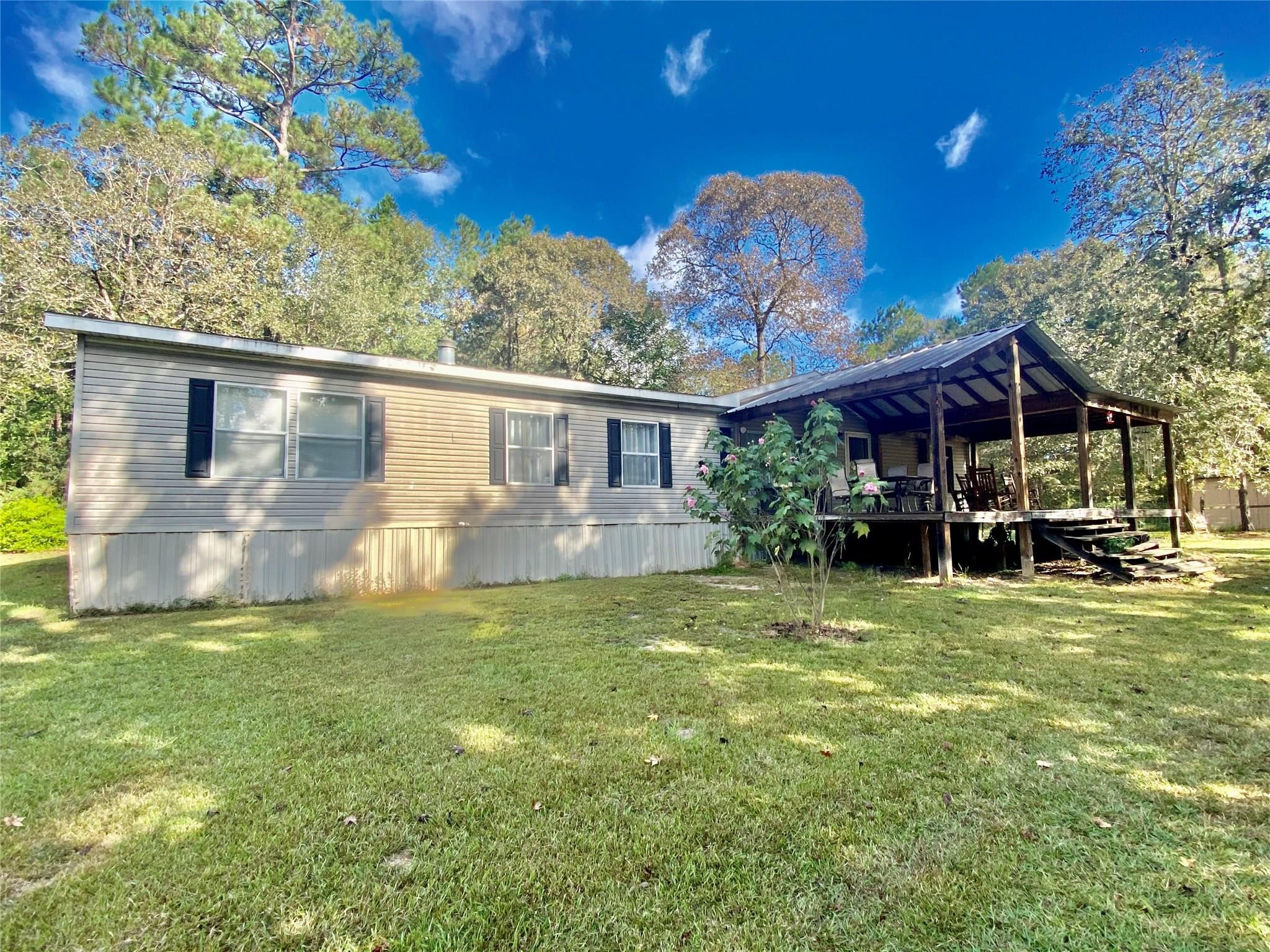 275 Fm 2827 Road Property Photo - Warren, TX real estate listing
