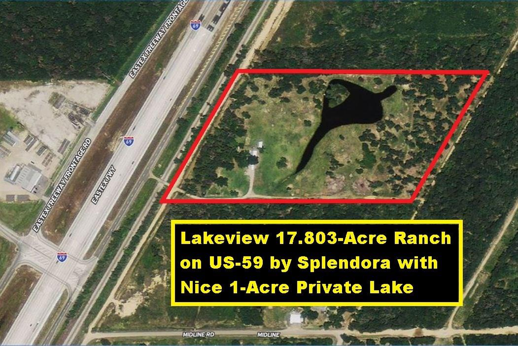 11759 Highway 59 Property Photo - Cleveland, TX real estate listing