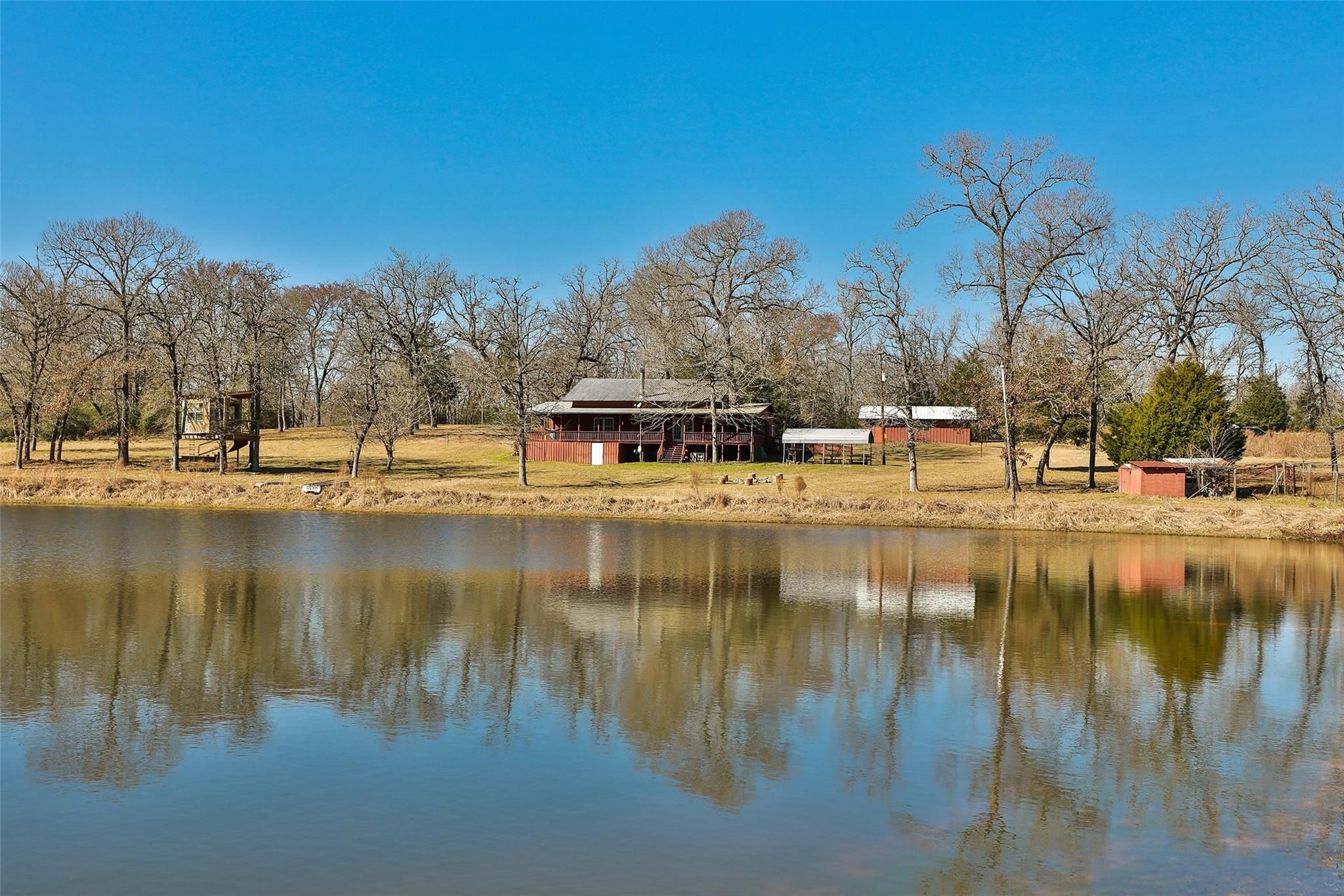 5249 County Road 294 Property Photo - Oakwood, TX real estate listing