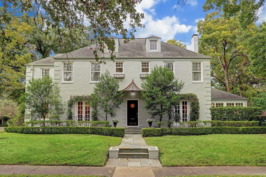 2740 Pemberton Drive, West University Place, TX 77005 - West University Place, TX real estate listing