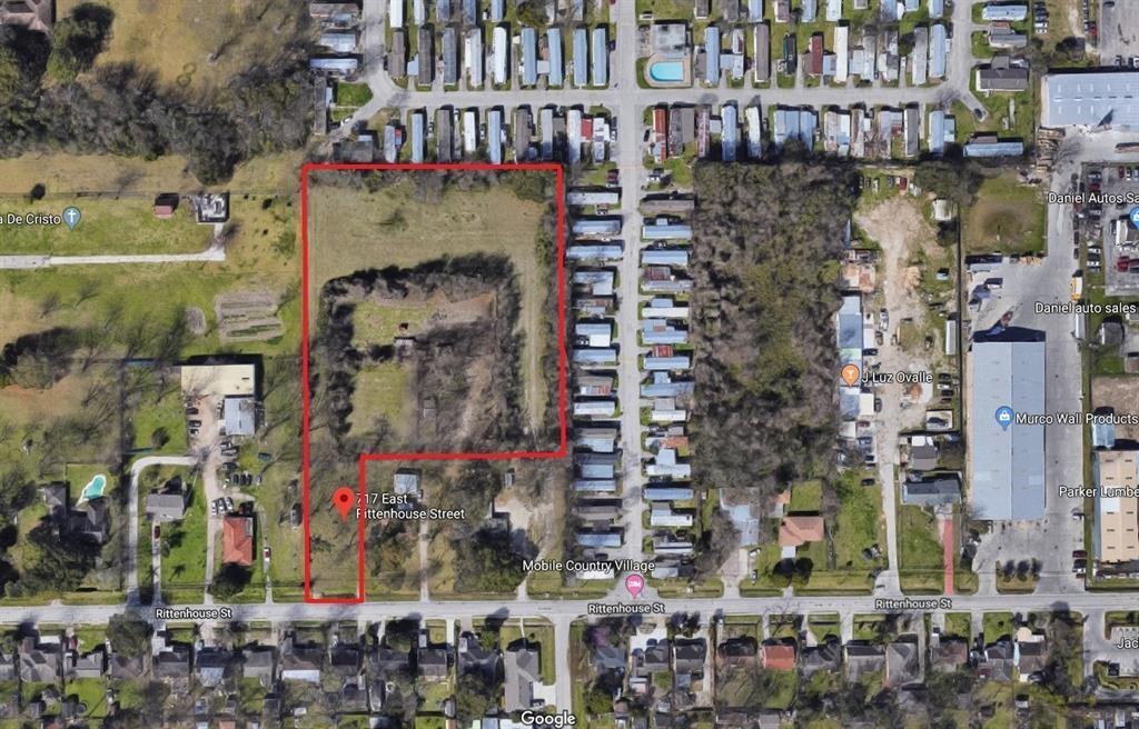0 E Rittenhouse Road Property Photo - Houston, TX real estate listing