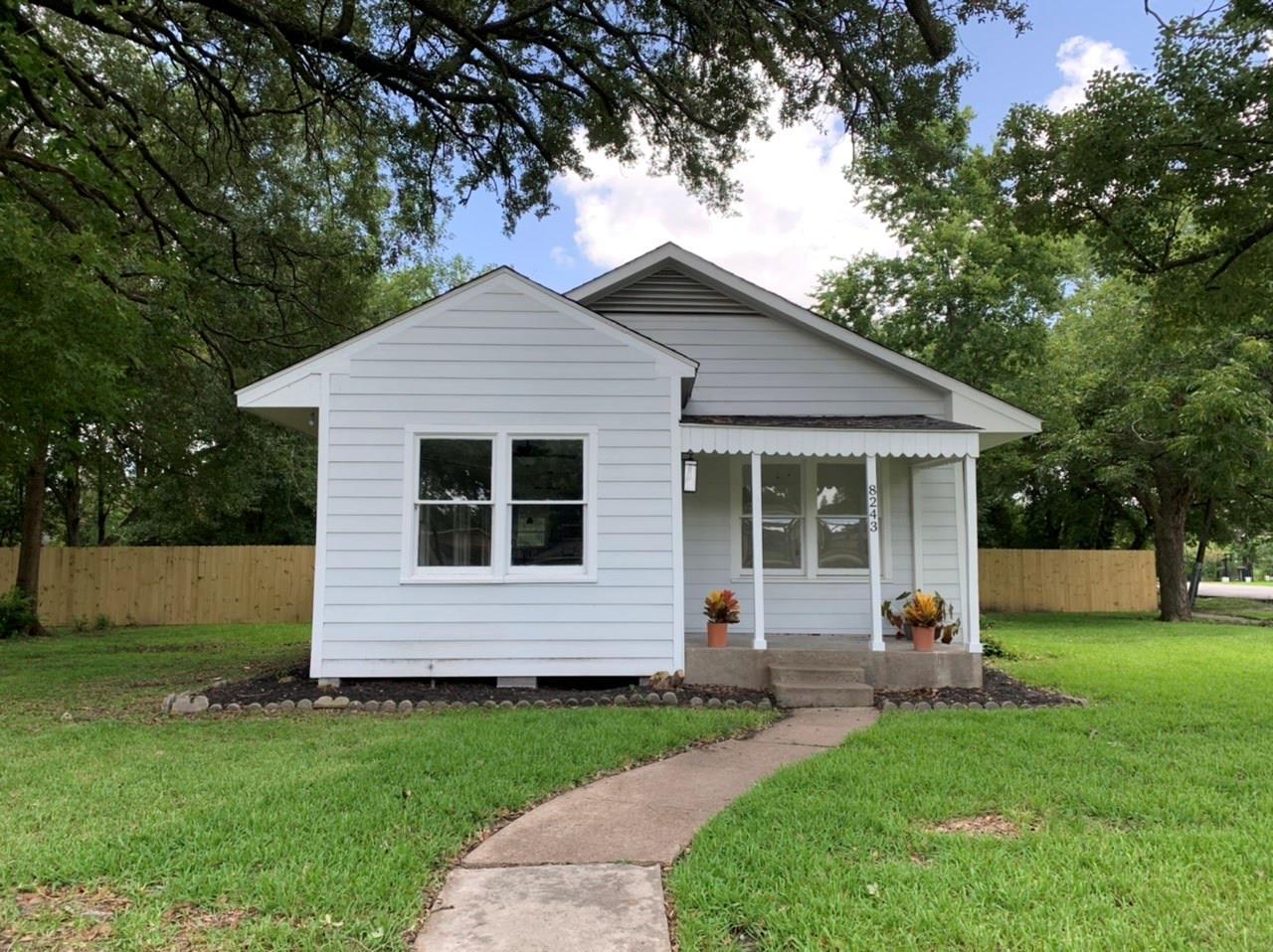 8243 Hartford Street Property Photo - Houston, TX real estate listing