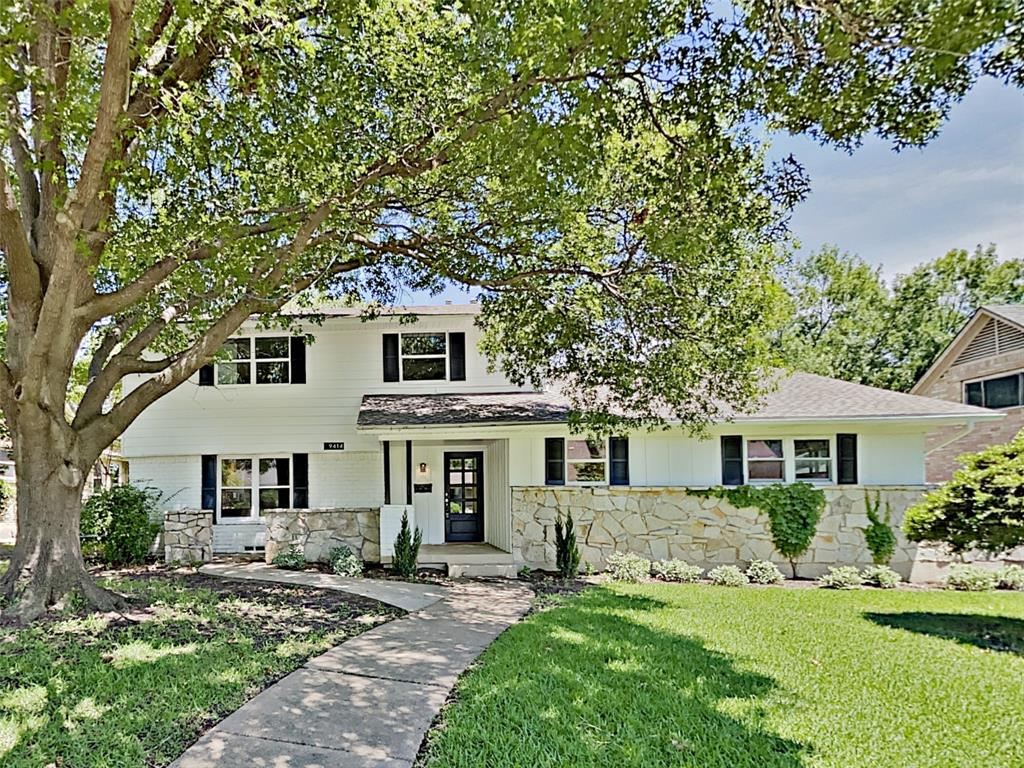 9414 Springwater Drive Property Photo - Dallas, TX real estate listing