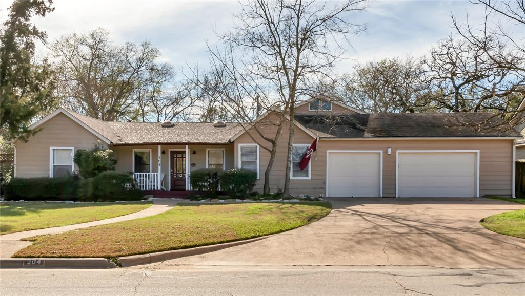 304 Timber Street Property Photo - College Station, TX real estate listing