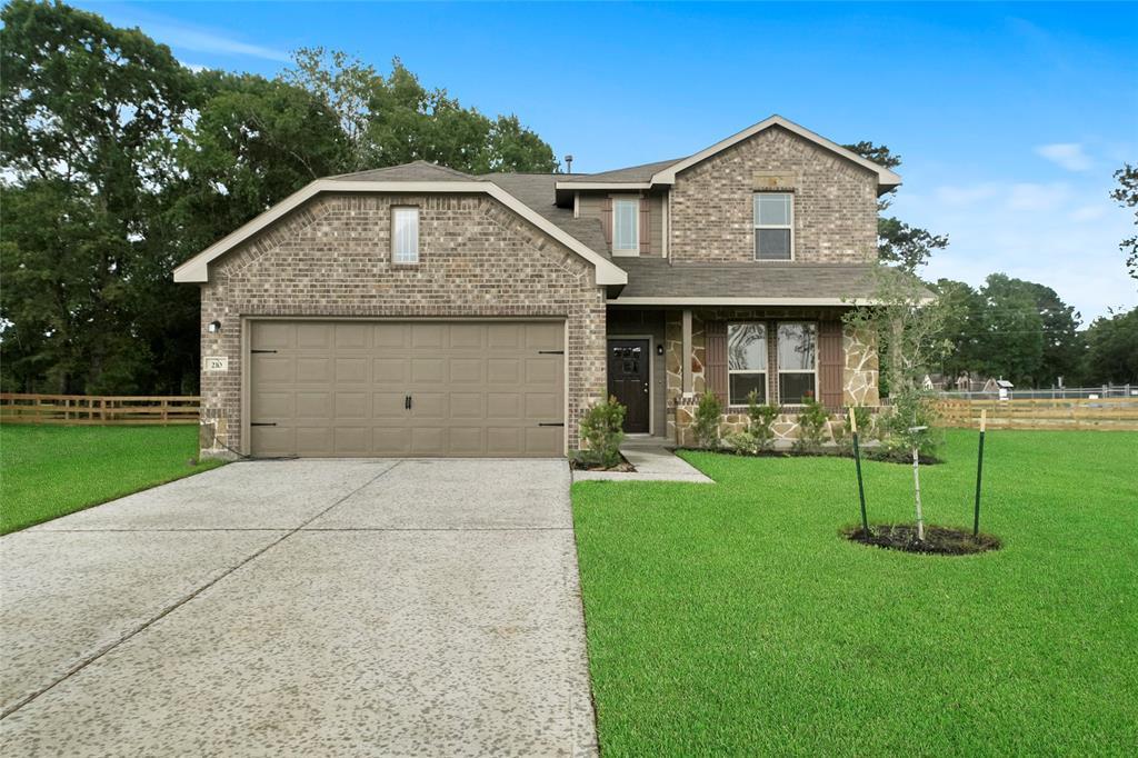 210 Rocky Ridge Drive Property Photo - Anahuac, TX real estate listing