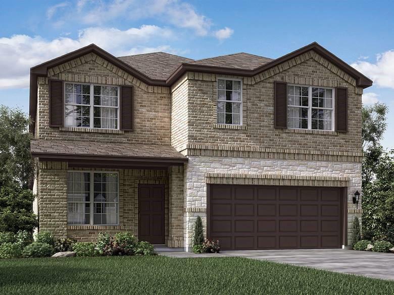 1724 Allendale Bluff Lane Property Photo 1