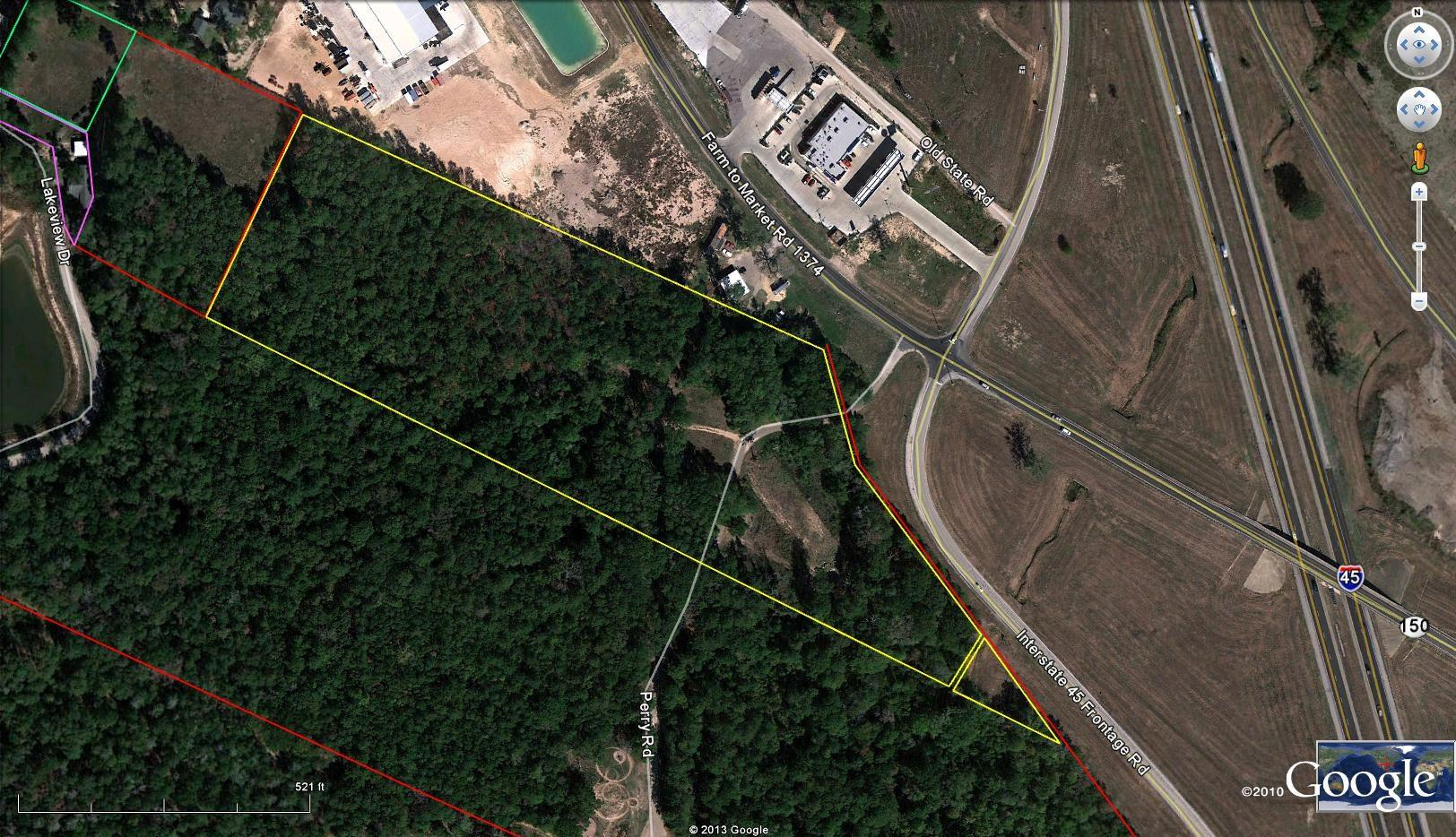 000 Perry Road Road Property Photo - New Waverly, TX real estate listing
