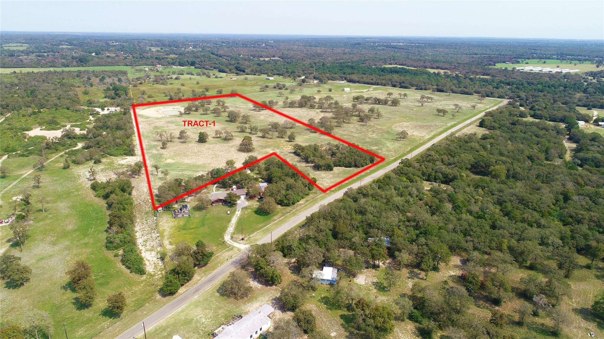 24.28 +/- Acres CR 495 Property Photo - Marquez, TX real estate listing