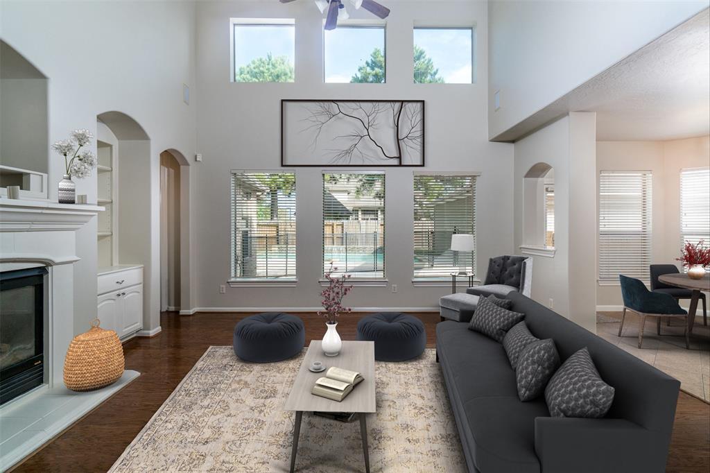 15814 Caldermont Court Property Photo - Houston, TX real estate listing