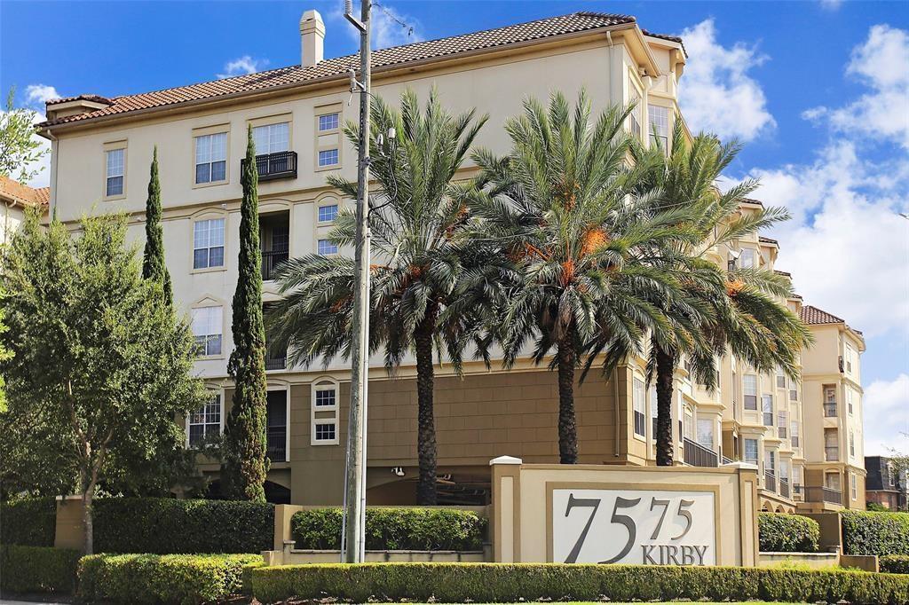 7575 Kirby Drive #1414 Property Photo - Houston, TX real estate listing