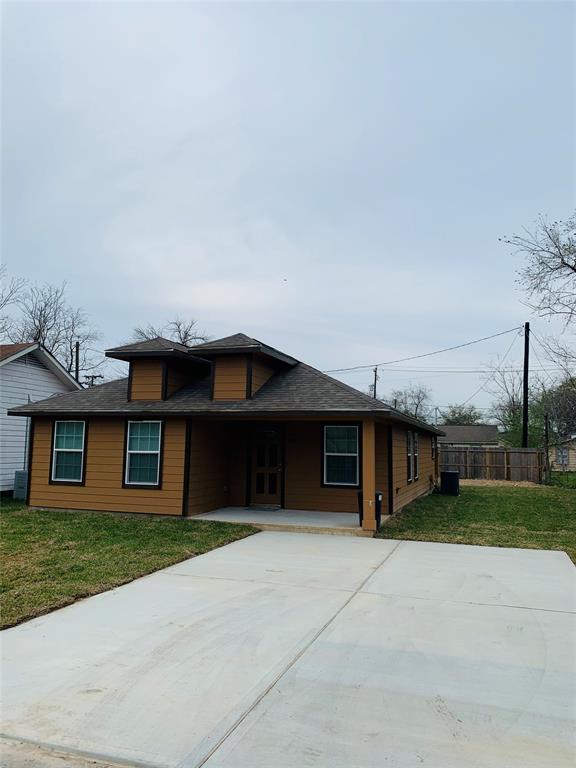 1907 15th Street, Galena Park, TX 77547 - Galena Park, TX real estate listing