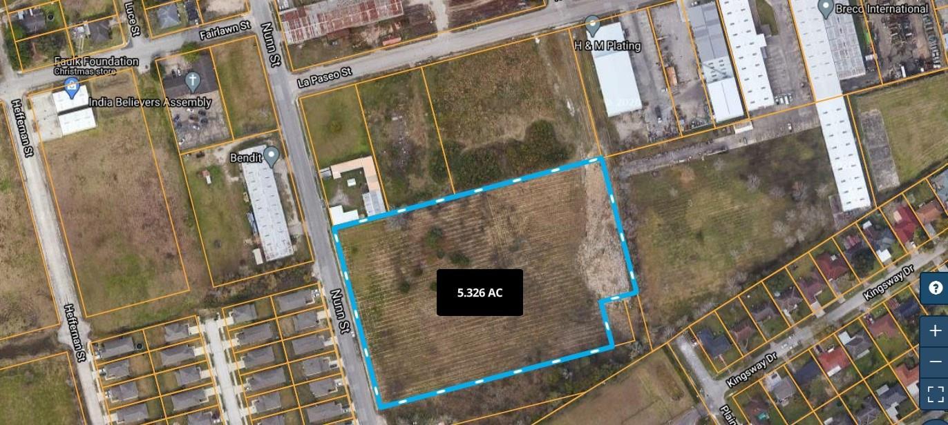 0 Nunn Street Property Photo - Houston, TX real estate listing