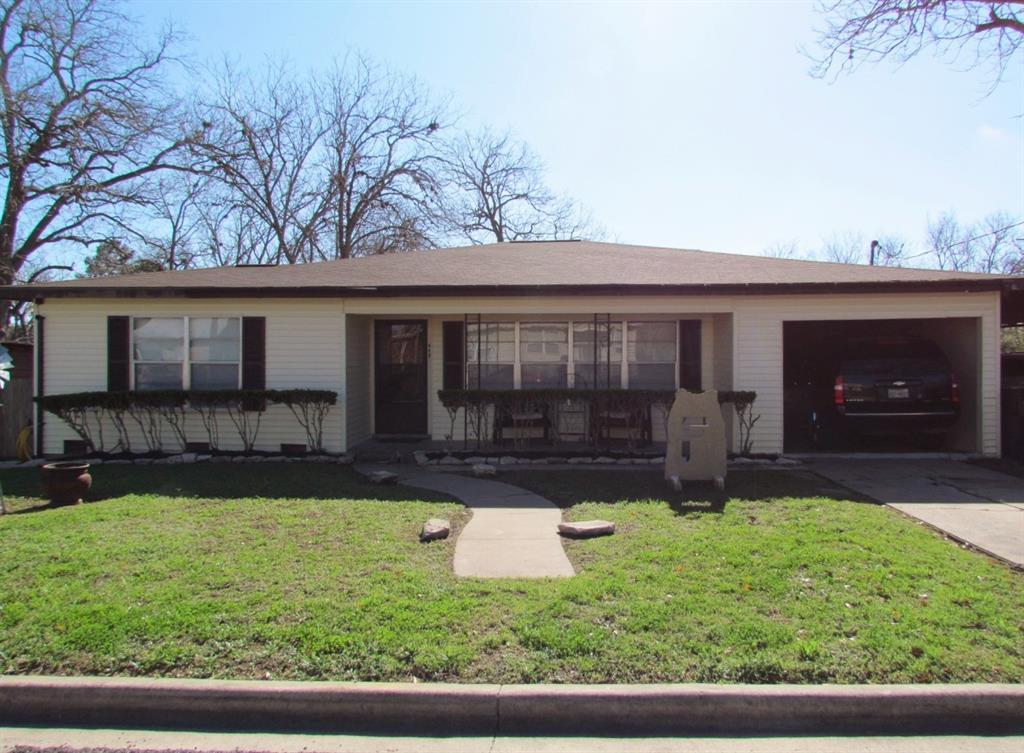 408 Sabine Street, Hallettsville, TX 77964 - Hallettsville, TX real estate listing