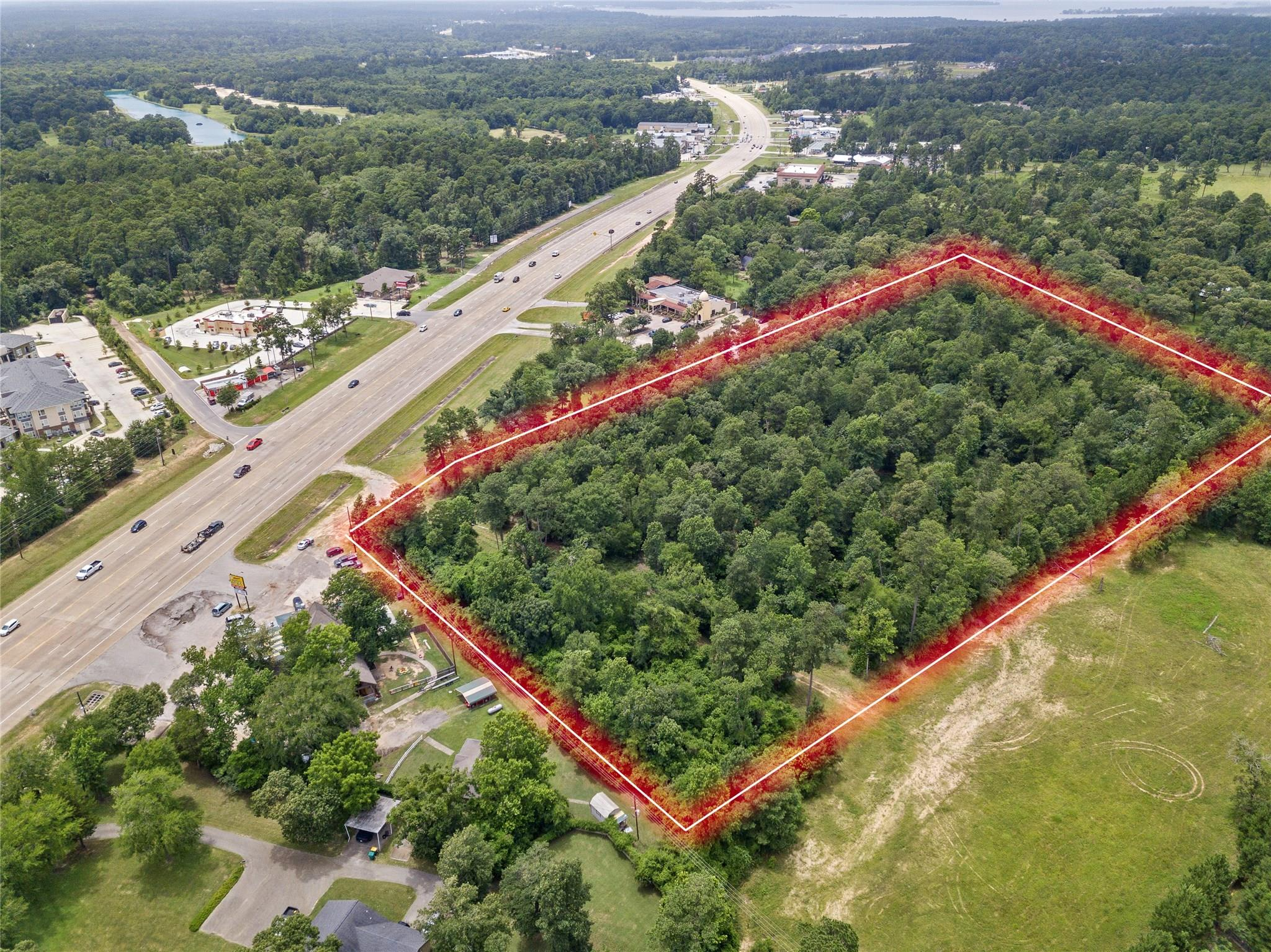 0000 HWY 105W Property Photo - Conroe, TX real estate listing