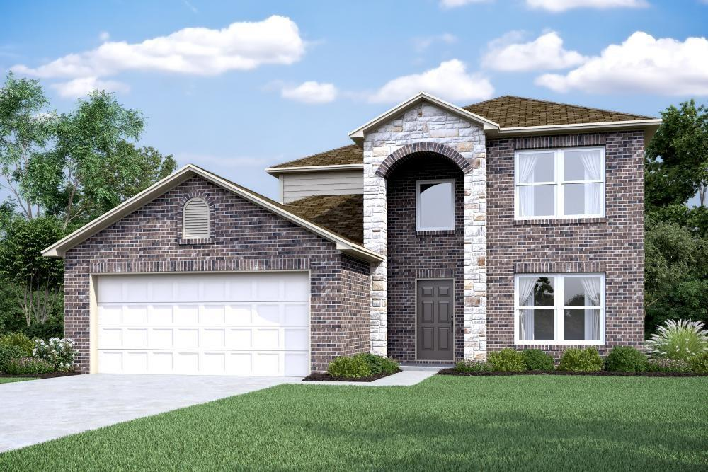 9817 Hunter Springs Drive Property Photo 1
