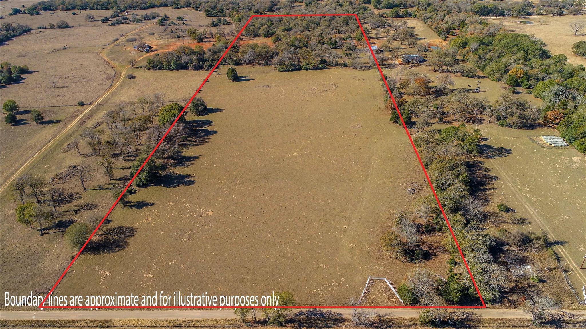 10050 County Road 367 Property Photo - Caldwell, TX real estate listing