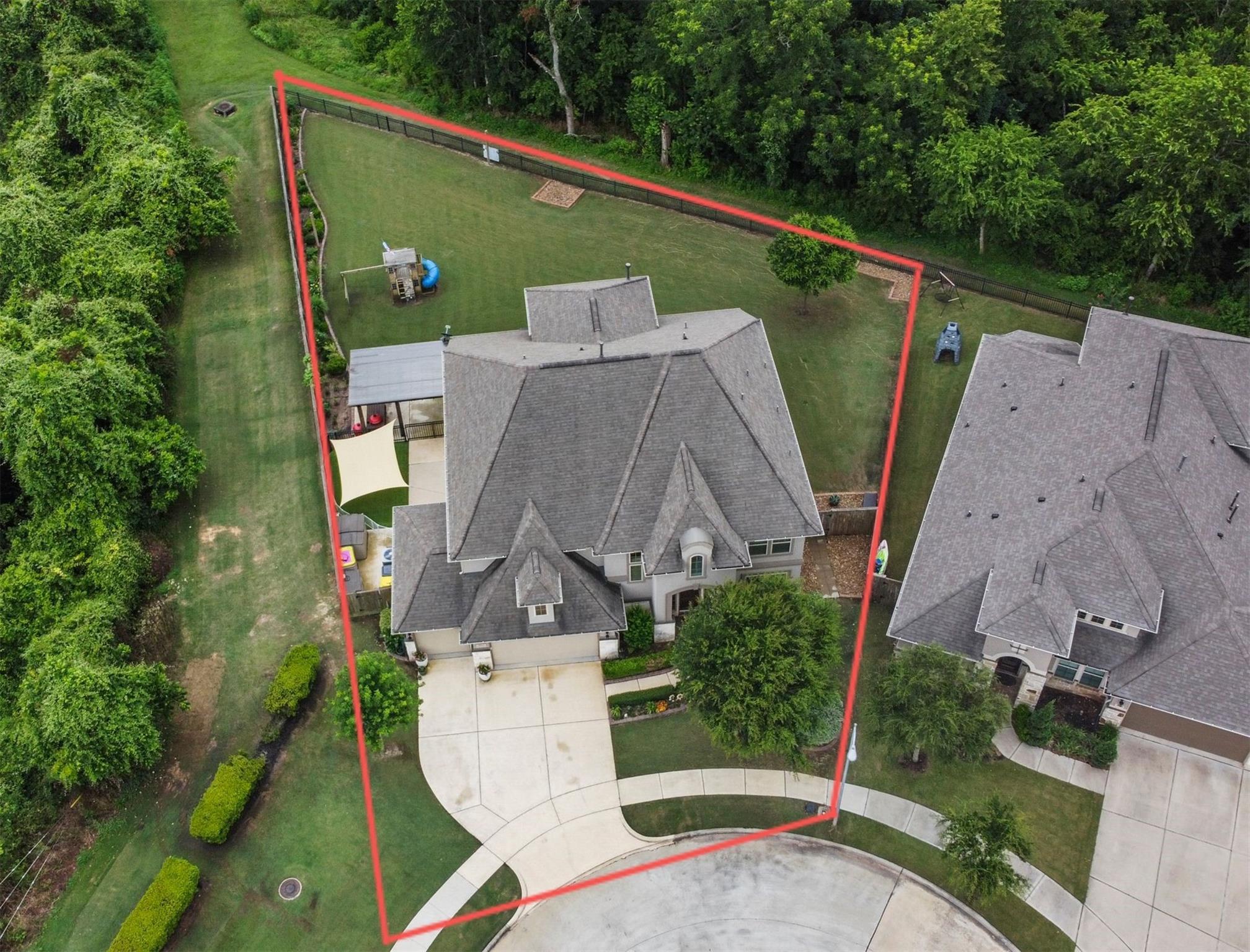 4707 Trickle Creek Court Property Photo 1