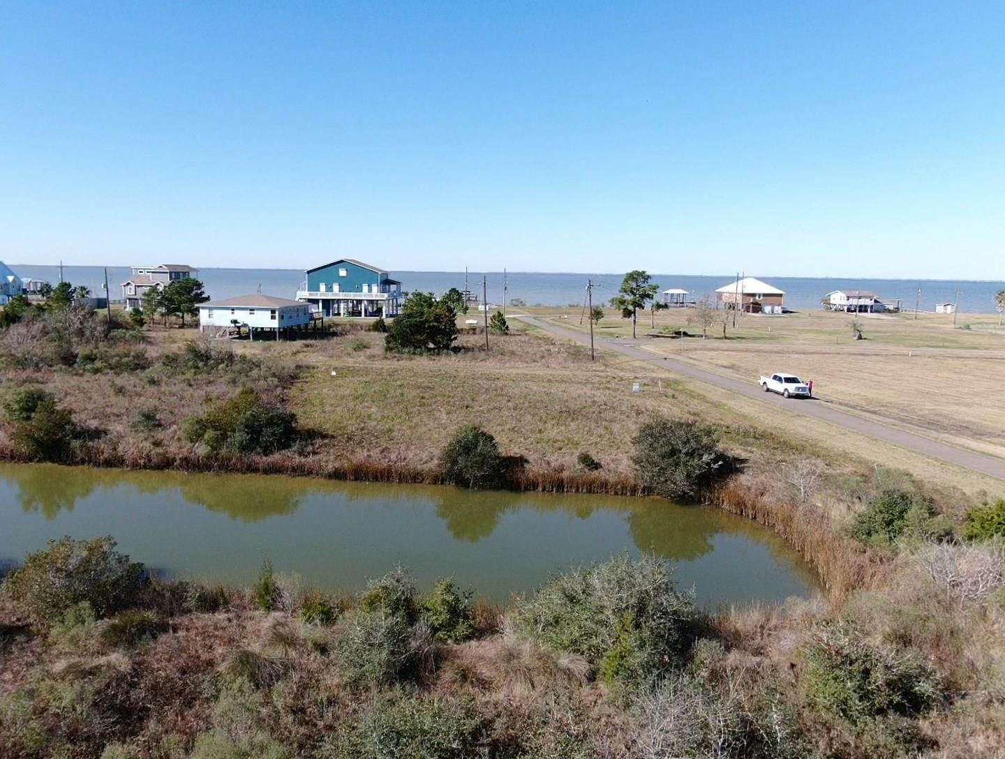TBD (43&44) Flamingo Drive Property Photo - Smith Point, TX real estate listing