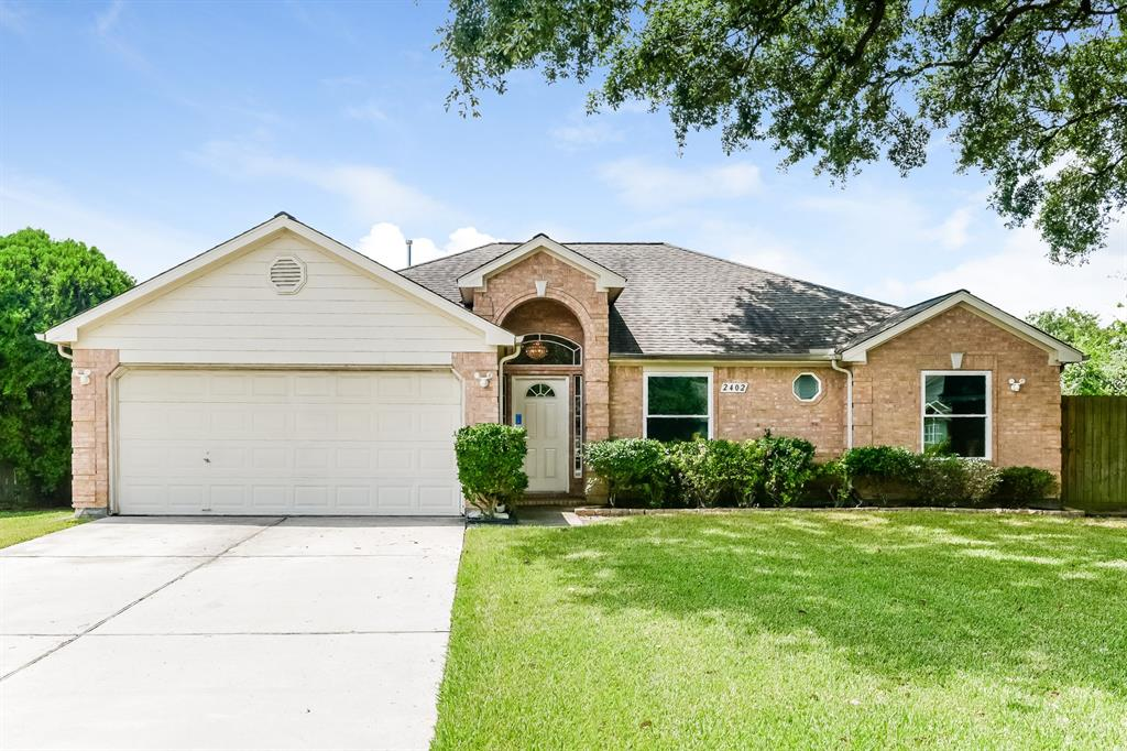 2402 Grand Teton Drive Property Photo - Houston, TX real estate listing