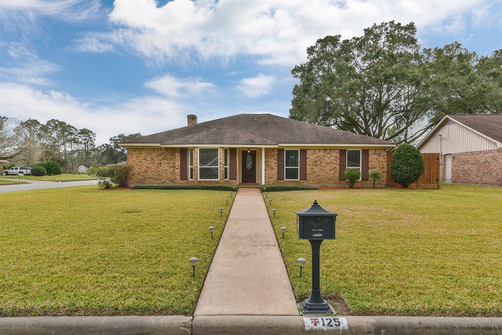 125 E Wildwinn Drive, Alvin, TX 77511 - Alvin, TX real estate listing