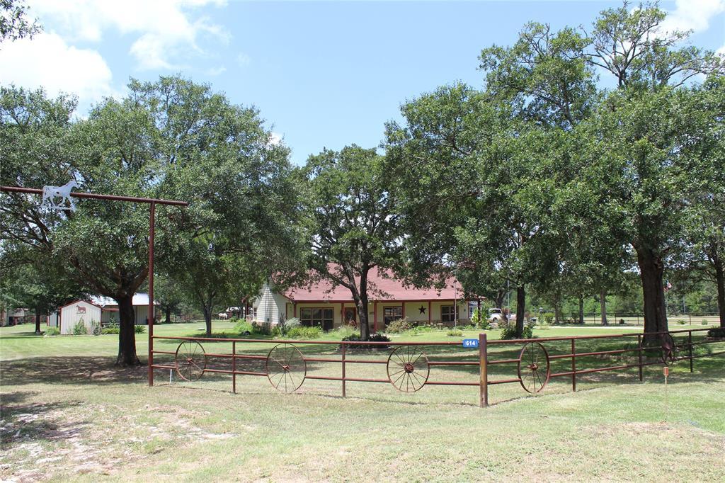614 Piney Creek Road, Bellville, TX 77418 - Bellville, TX real estate listing