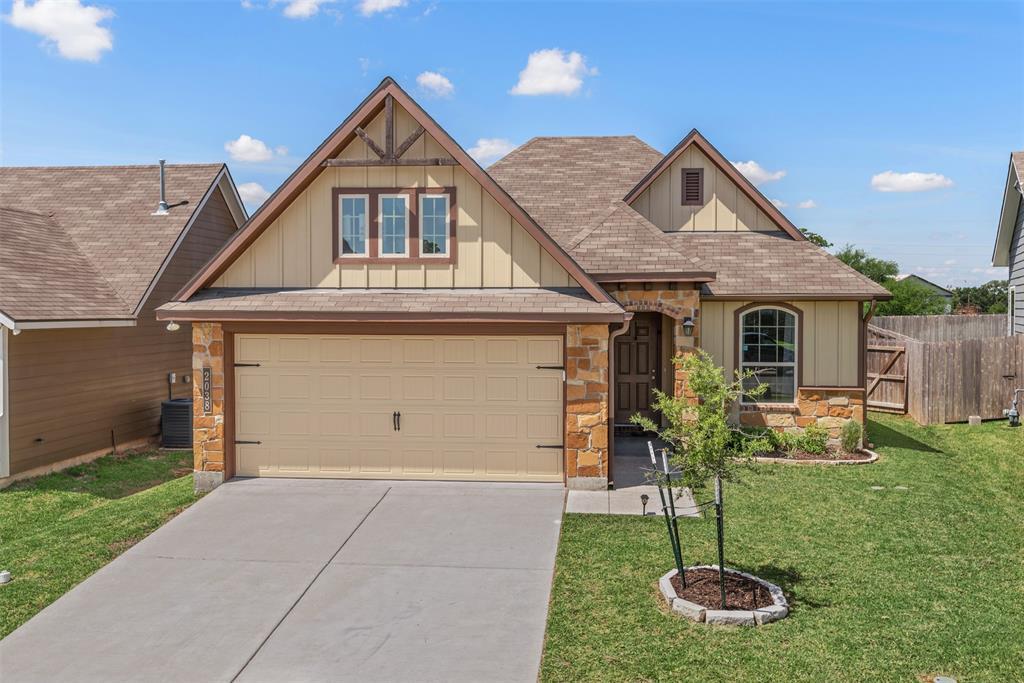 2038 Sorrento Court Property Photo - Bryan, TX real estate listing