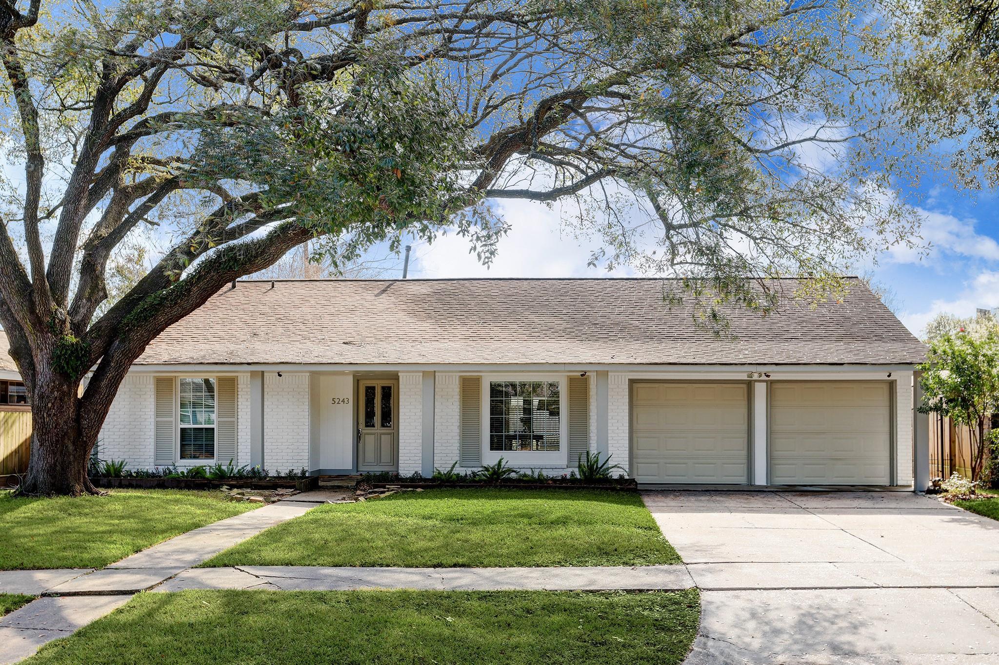 5243 Lamonte Lane Property Photo - Houston, TX real estate listing