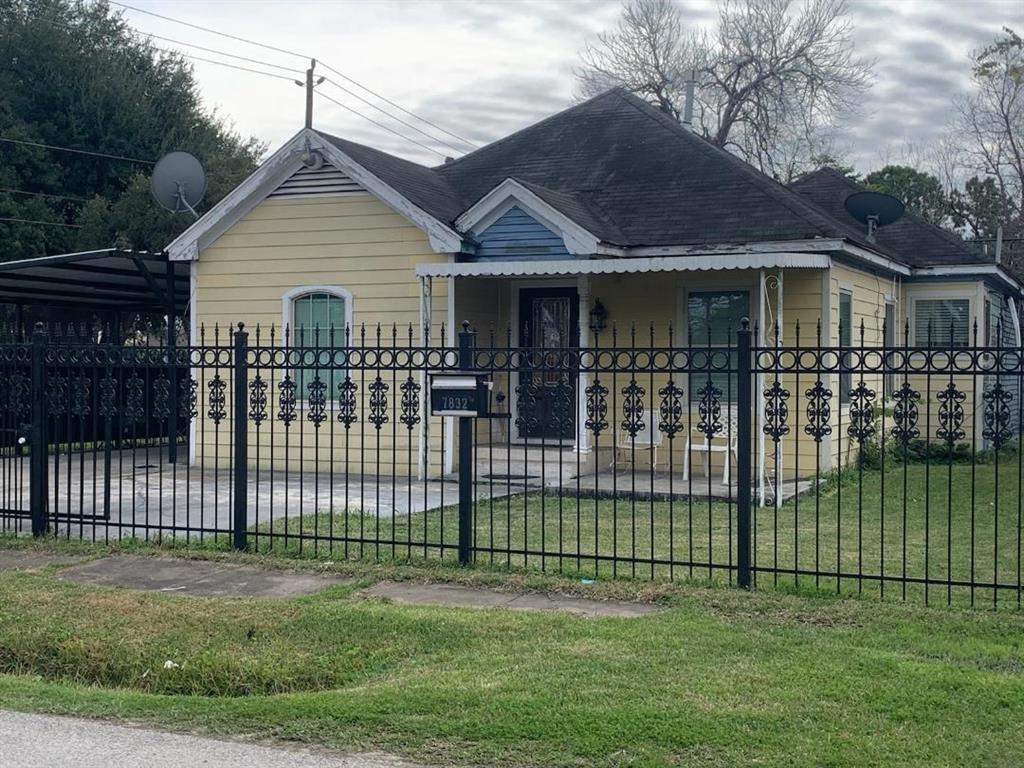 7832 Elvera Street Property Photo - Houston, TX real estate listing