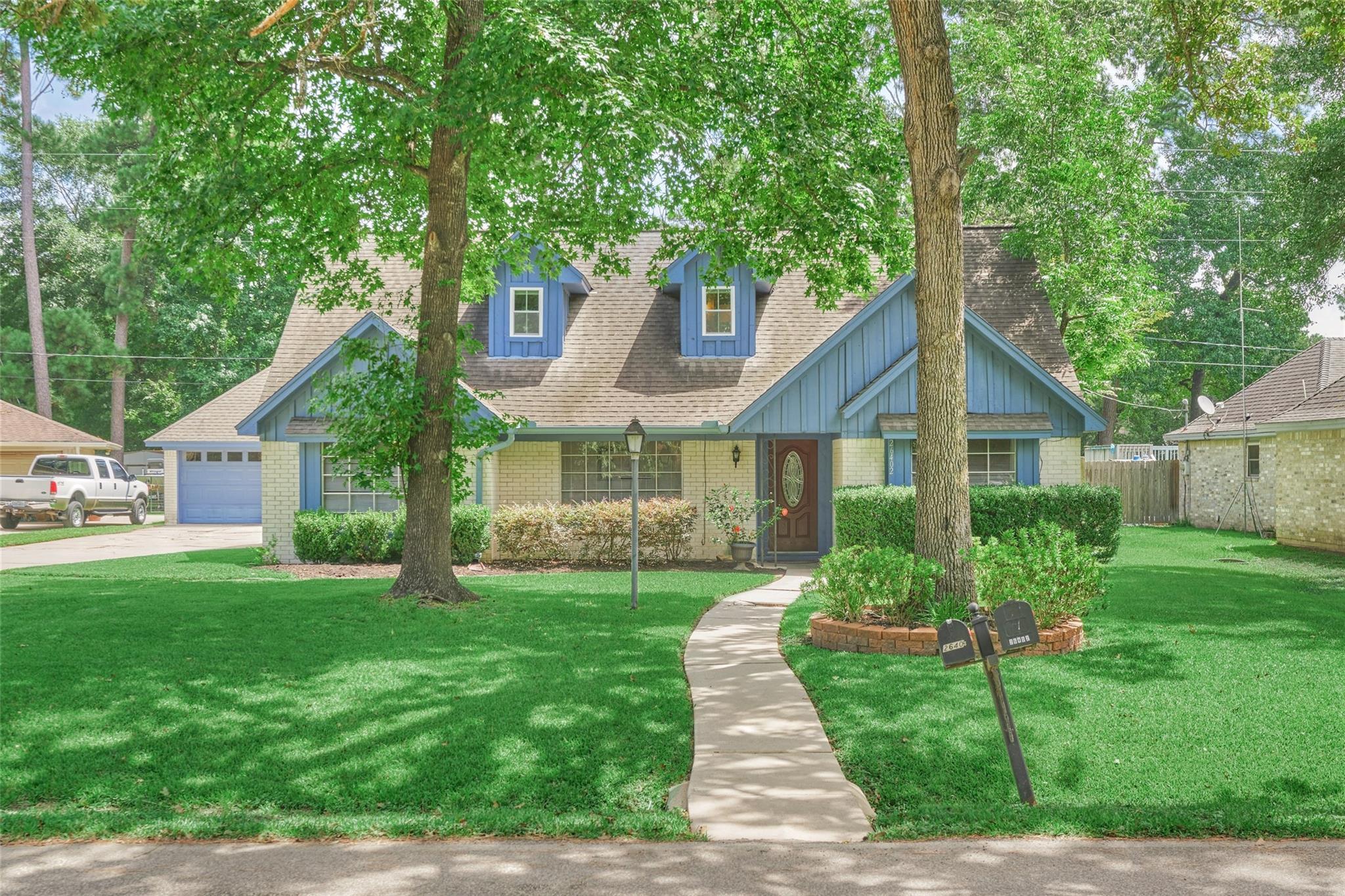 26402 Hillside Drive Property Photo - Oak Ridge North, TX real estate listing