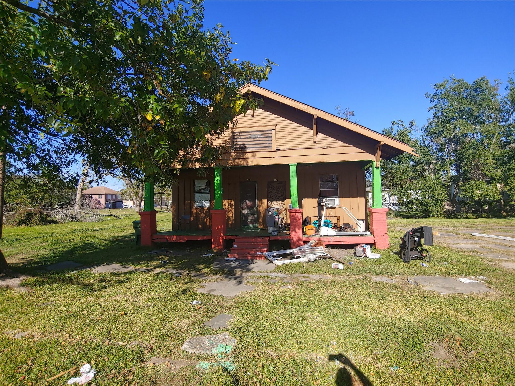 2801 6th Street Property Photo - Port Arthur, TX real estate listing