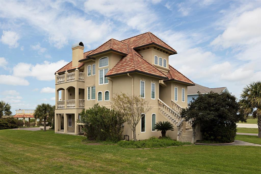 1809 Laguna Harbor Estate Boulevard, Port Bolivar, TX 77650 - Port Bolivar, TX real estate listing