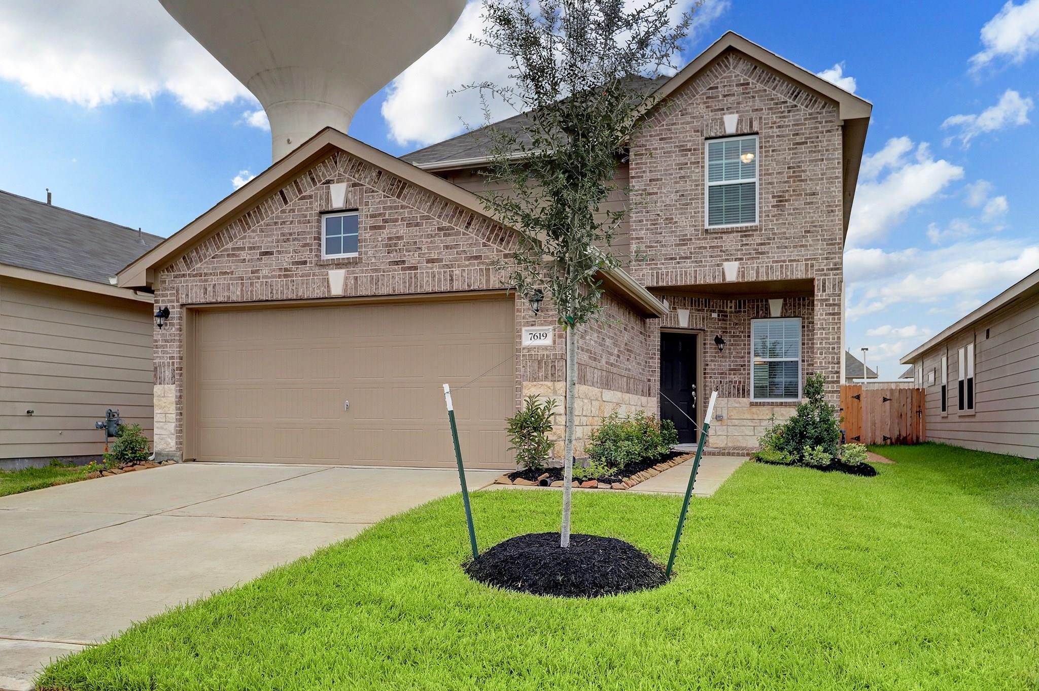 7619 Mesa Ranch Trail Property Photo - Houston, TX real estate listing
