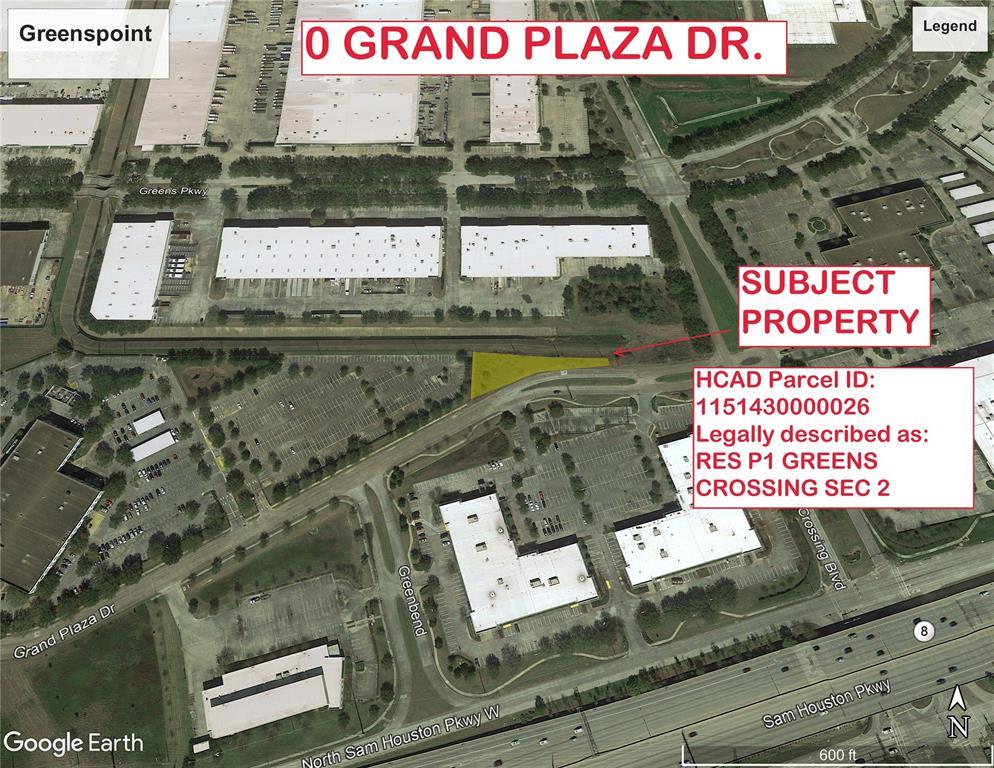 0 Grand Plaza Drive Property Photo
