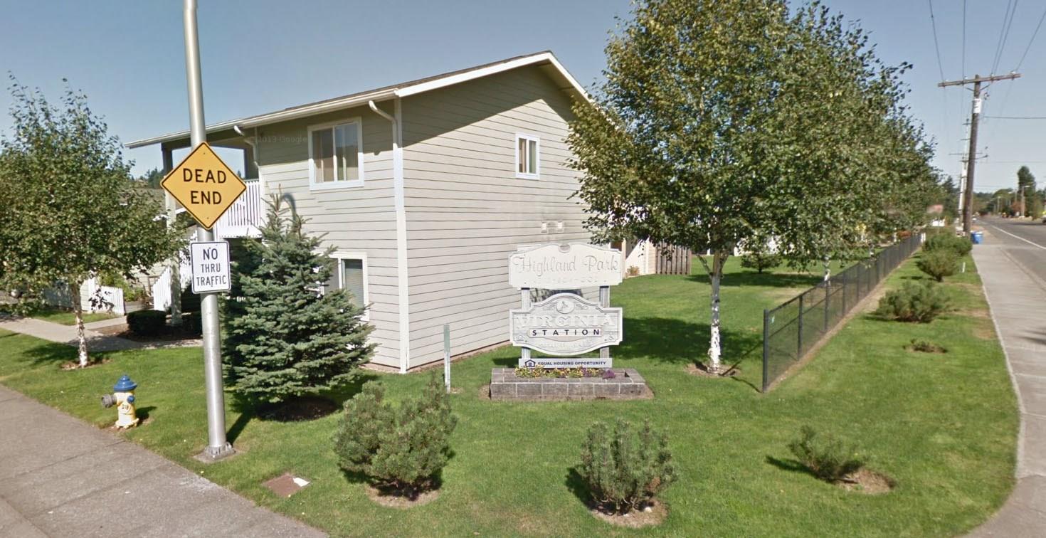 111 Virginia Drive Property Photo - Centralia, WA real estate listing