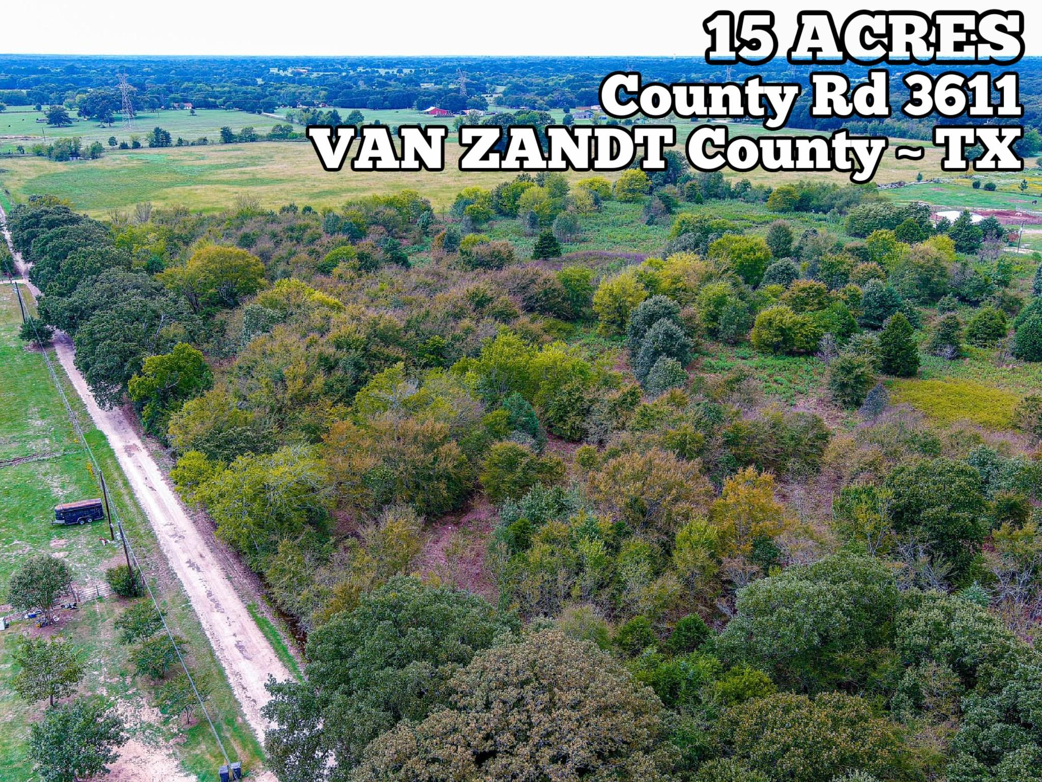15-ac County Rd 3611 Property Photo - Edgewood, TX real estate listing