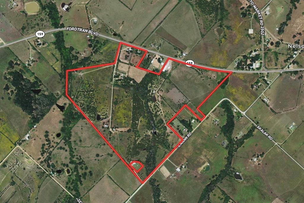 12142 Malinowski Lane, Bellville, TX 77418 - Bellville, TX real estate listing