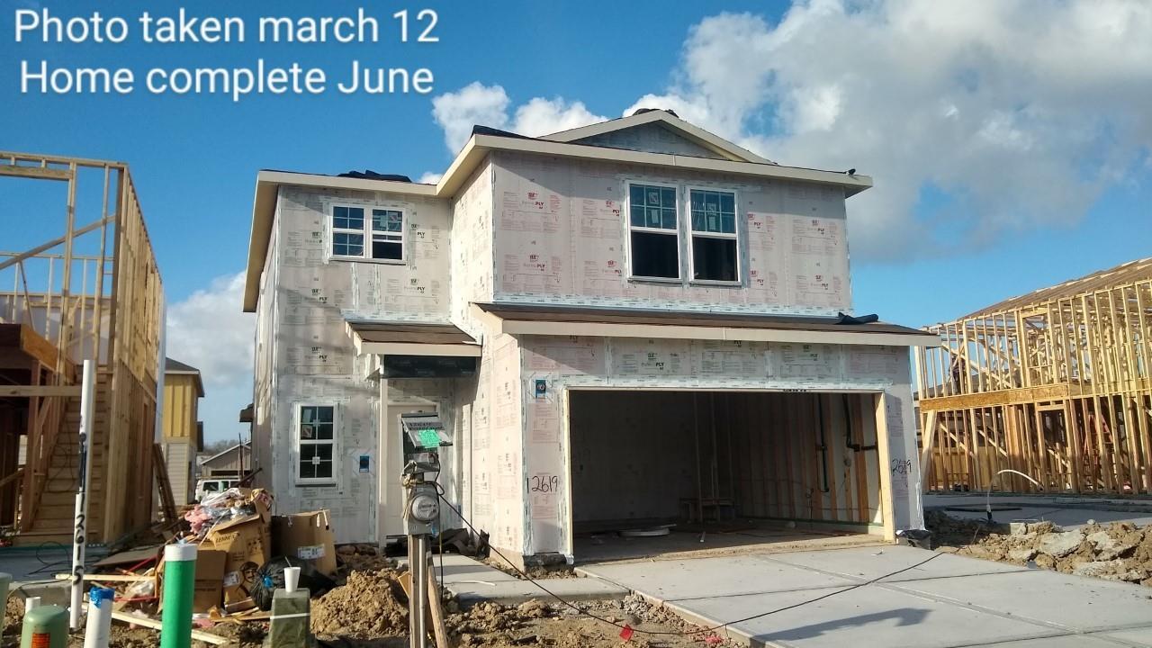 12619 Baker Bend Street Property Photo