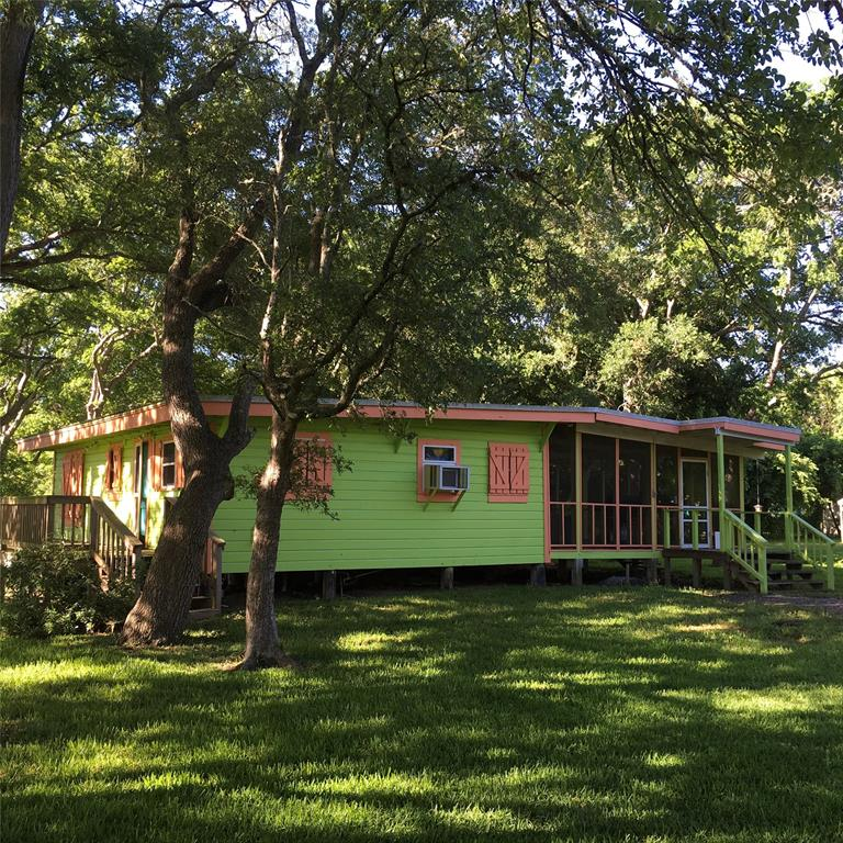 13 County Road 296 Property Photo - Sargent, TX real estate listing