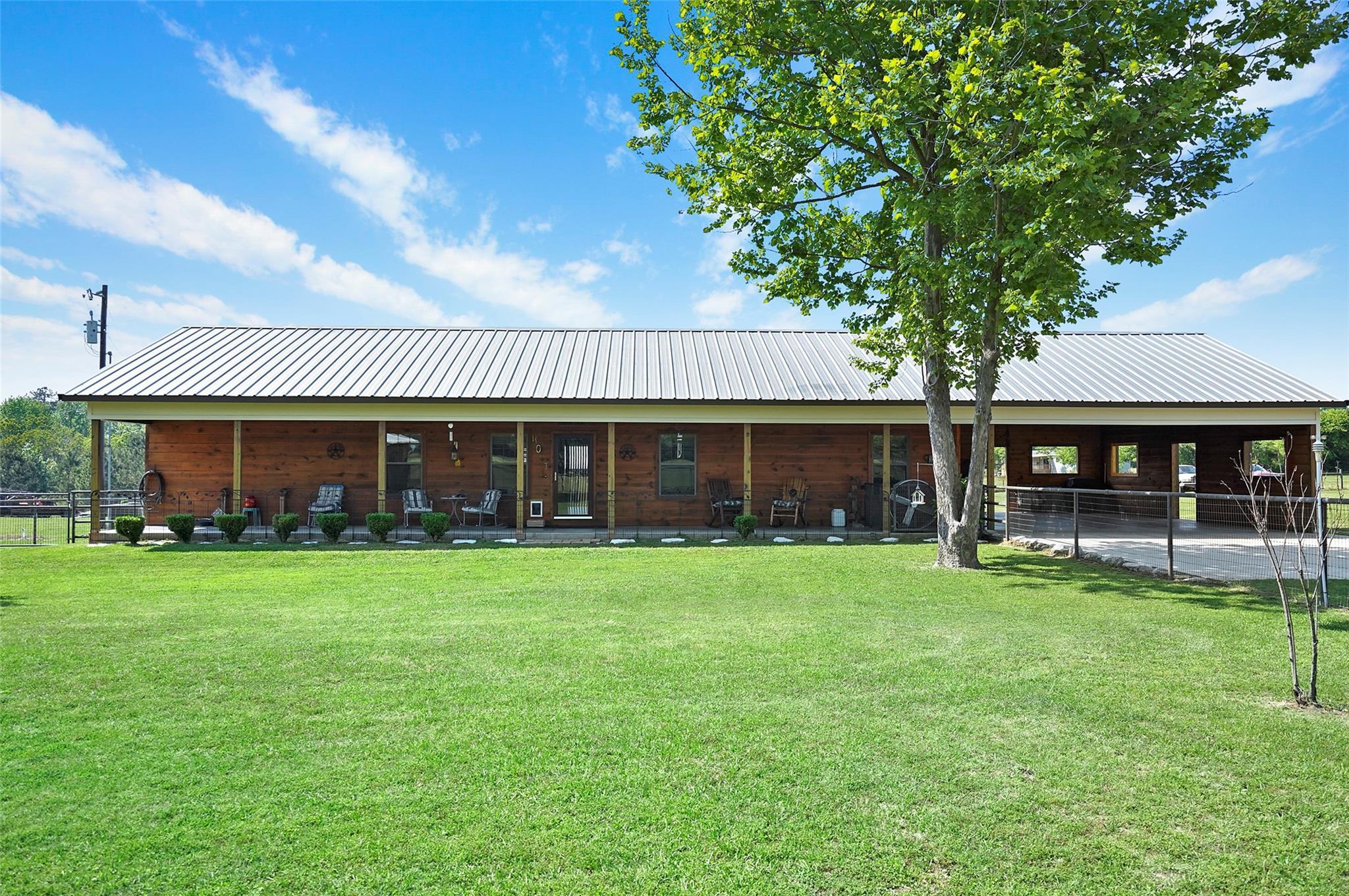160 Vida Lane Property Photo - Coldspring, TX real estate listing