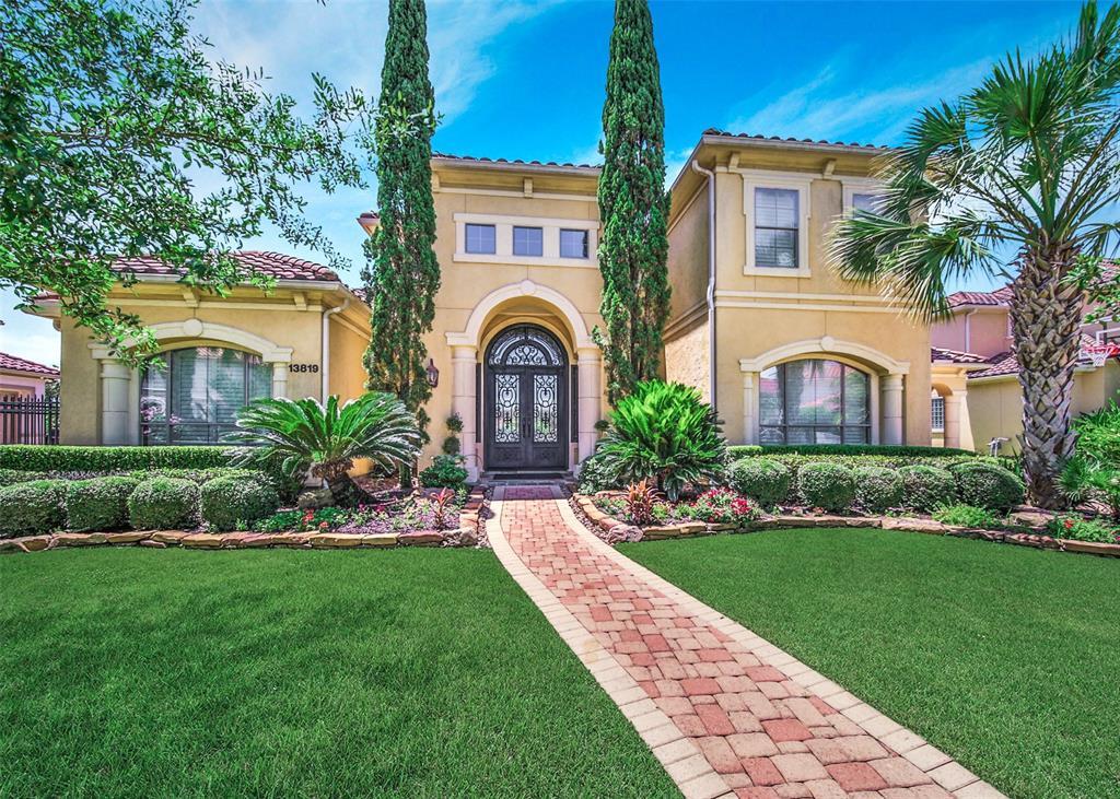 13819 Slate Creek Lane Property Photo - Houston, TX real estate listing