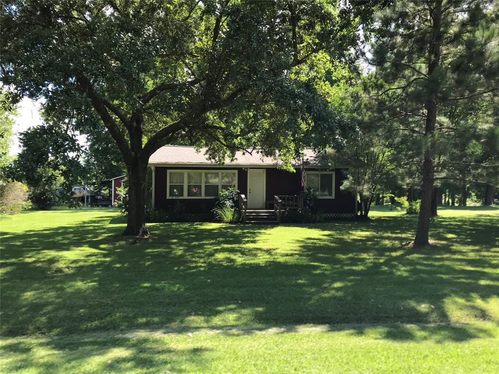 114 River Road Property Photo - Goodrich, TX real estate listing